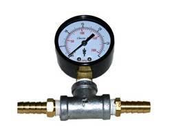 .5 In-line Pressure Gauge