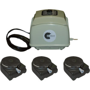 AerMaster LD 7 Electric Aerator-Outdoor Water Solutions